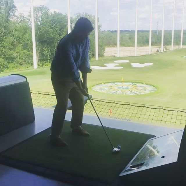 Last wellness for our first class #endofPGY1 #ournewsecondyearclass #internsnomore #dublindreamteam #familymedicineresidency #stfm #teachandtransform #thisisfammed #familymed #topgolf #summer #summerthings #fun #wellness
