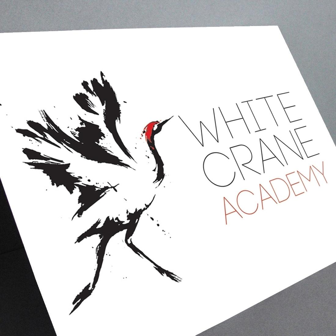 Identity Design - White Crane Academy