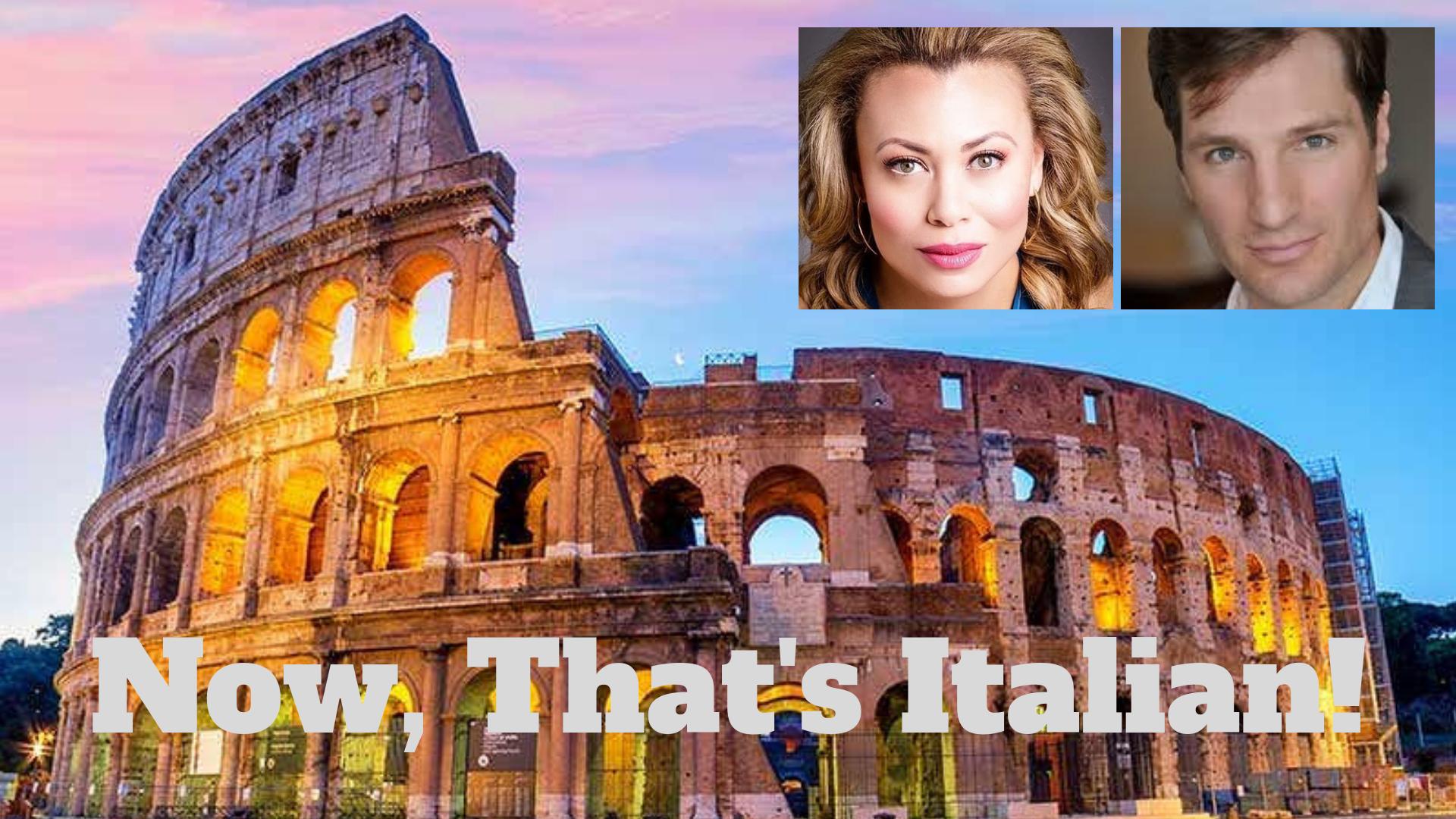 Now That's Italian