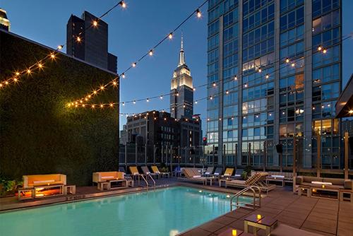 royalton park avenue hotel bar new york city