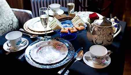 GRAMERCY PARK TEA & TALK -