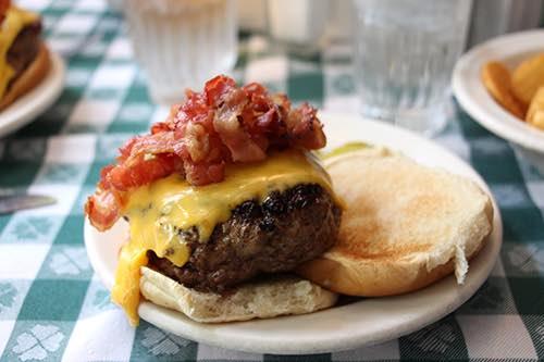 Burgers, Bars and Brouhaha -