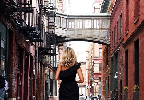 WHEN IN TRIBECA -