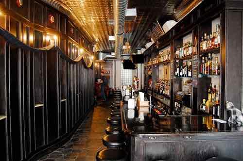 caledonia bar on upper east side manhattan new york city