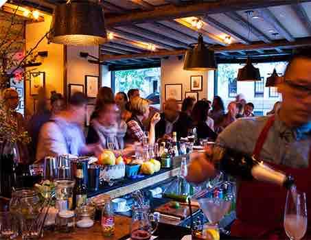 Maialino gramercy park hotel bar