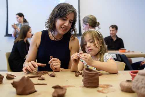 whitney museum kids activities meatpacking