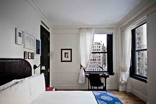 """Beautifully decorated hotel and rooms. Fantastic midtown location."" - - Fiona, U.K. 