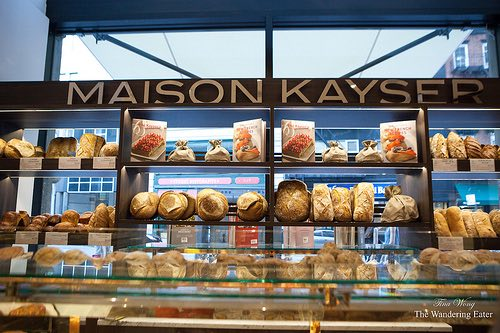 maison kayser bakery