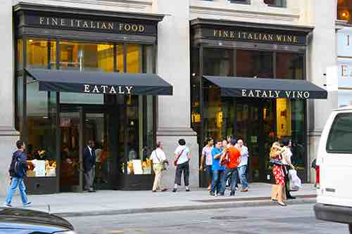 eataly street view entrance