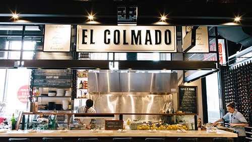 el colmado gotham market west manhattan new york city