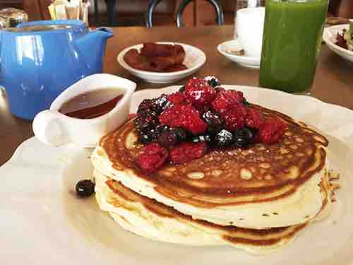 pancakes at lafayette grand cafe and bakery