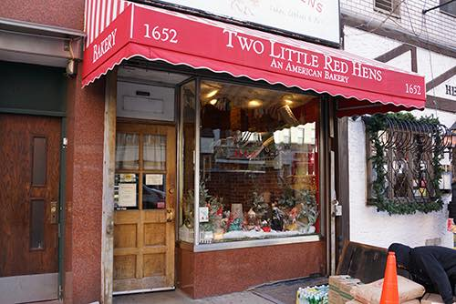 two little red hens bakery