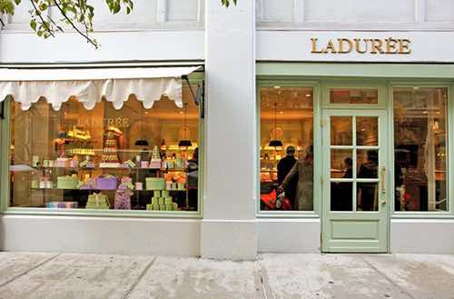 laudree store front madison avenue upper east side manhattan new york city ny