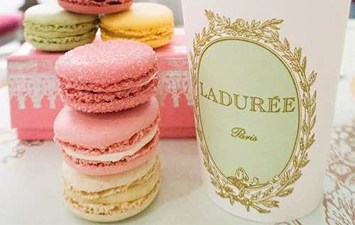 laudree coffee and macaron madison avenue upper east side manhattan new york city ny