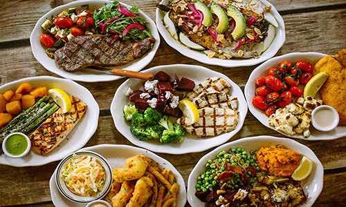westville hudson food spread manhattan new york city