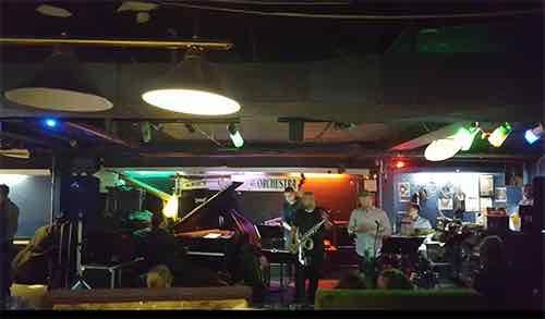 performances at fat cat jazz club village manhattan new york city