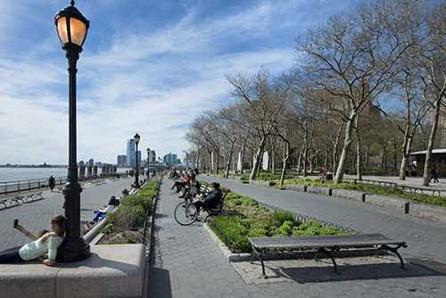 batter park promenade