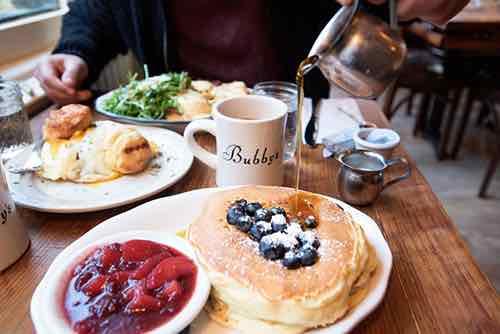 bubbys pancakes tribeca