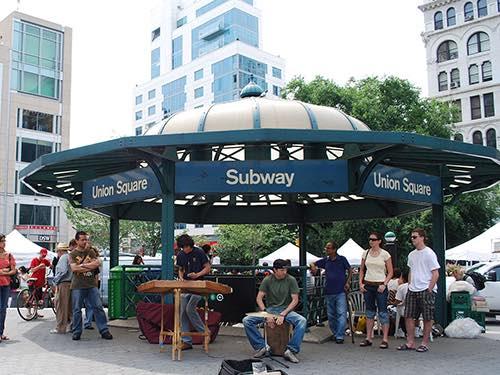 union square subway