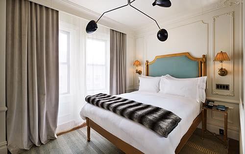 The Marlton Hotel -