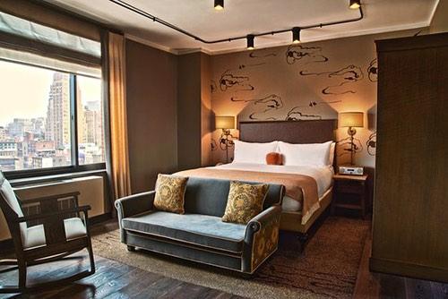 Soho Grand Hotel -