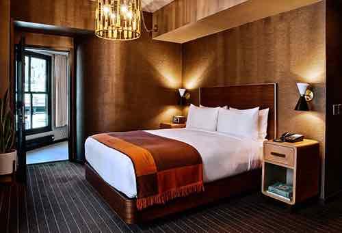 The Roxy Hotel -