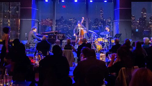 jazz performance at dizzys coca cola club new york city ny