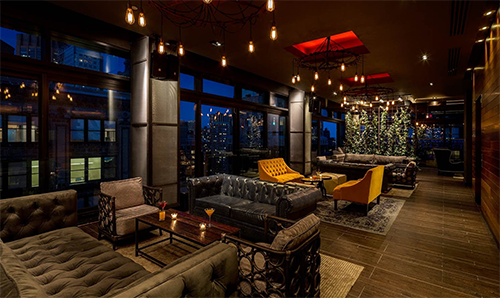 royalton park avenue lounge photo manhattan new york city ny