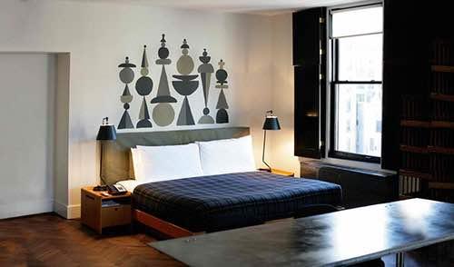 ace hotel room manhattan new york city ny