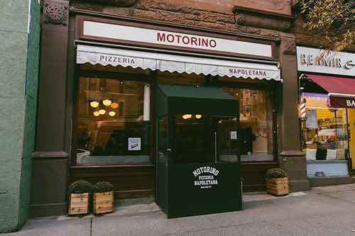 motorino neapolitan style pizzeria upper west side manhattan new york city