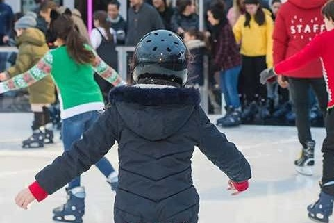 WINTER FUN IN THE SEAPORT -