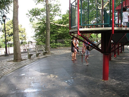 catbird playground carl schurz park yorkville upper east side manhattan new york city