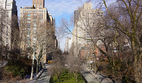 carl schurz park yorkville upper east side manhattan new york city