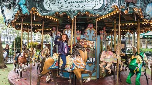 Bryant Park Le Carrousel