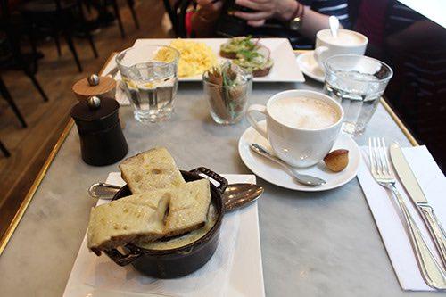 maison kayser bryant park brunch table midtown manhattan new york city ny