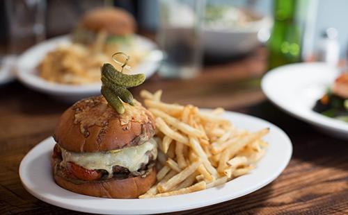 the smith nomad burger manhattan new york city ny