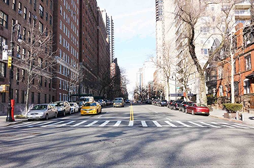 YORKVILLE: FAR EAST ON THE UES -