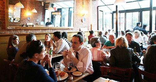 inside at celeste upper west side manhattan new york city ny