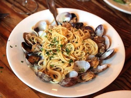 pasta at celeste upper west side manhattan new york city ny