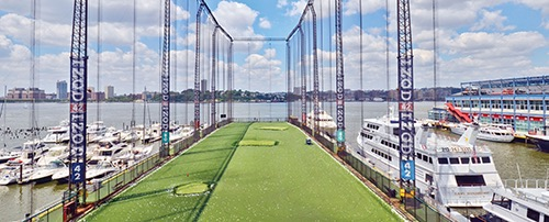 golf club at chelsea piers manhattan new york city
