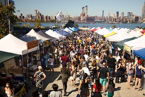 smorgasburg williamsburg brooklyn new york city ny