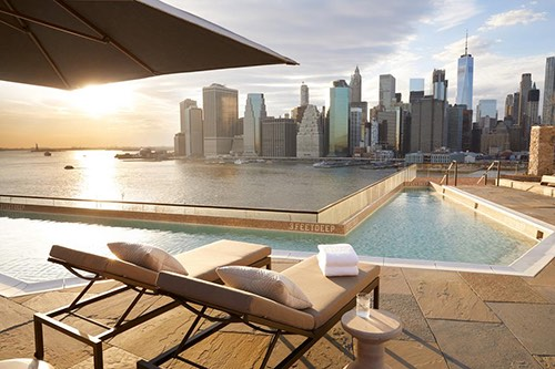 """""""Views would be worth the price if it was an average hotel. It isn't, great hotel with first rate service."""" - Robert, U.S. - Booking.com"""