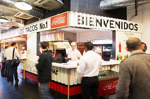 los tacos chelsea market chelsea manhattan new york city ny