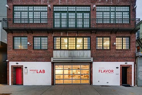 Copy of mofad exterior in williamsburg brooklyn new york city ny