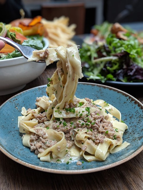 nomo soho kitchen pasta soho manhattan new york city ny