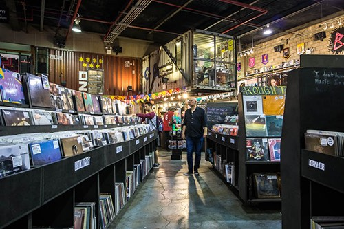 rough trade nyc isle williamsburg brooklyn new york city ny