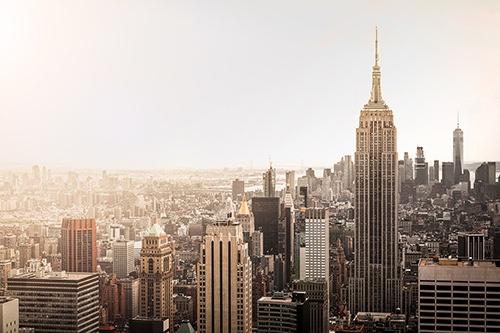 empire state building hero manhattan new york city ny
