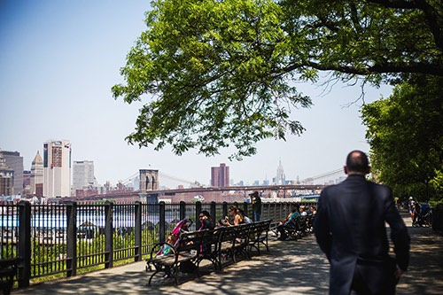 brooklyn heights promenade brooklyn new york city ny