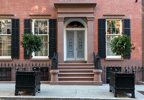 truman capote house brooklyn heights brooklyn new york city ny