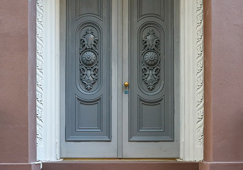 truman capote house door brooklyn heights brooklyn new york city ny